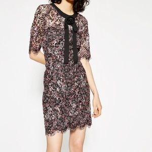 Kooples forget-me-not dress